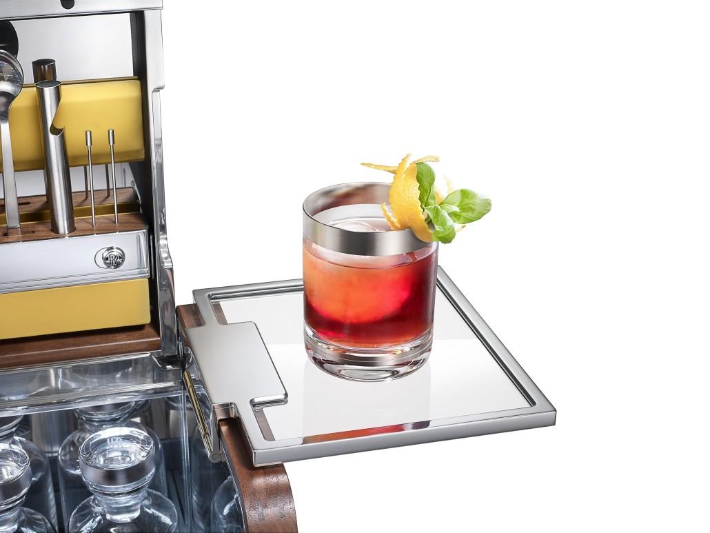 Cocktal by Rolls Royce